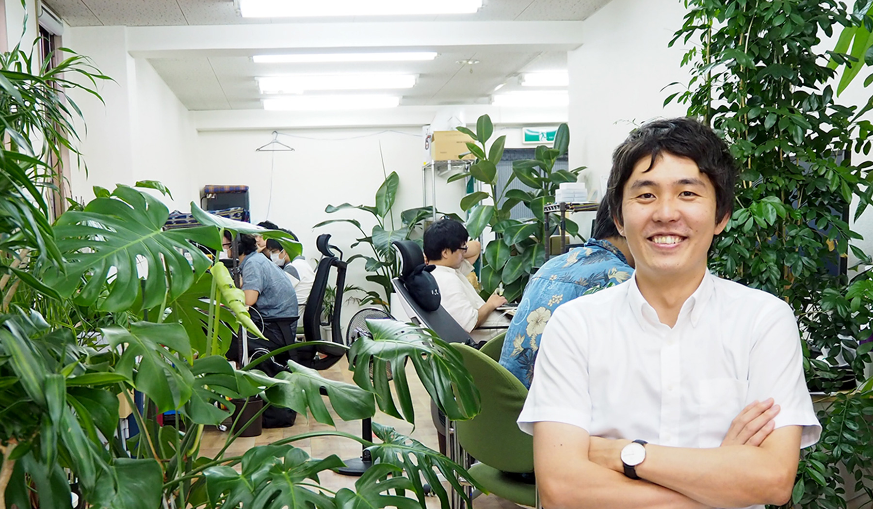 株式会社バイオーム 代表取締役 藤木 庄五郎